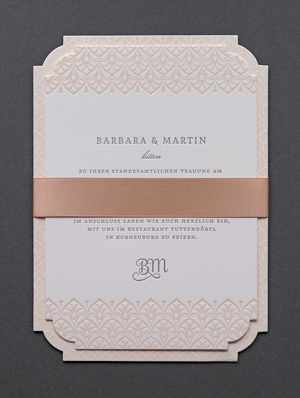 Hochzeit Barbara & Martin