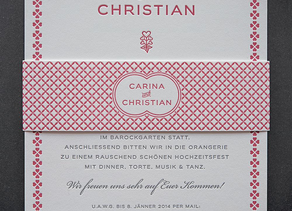 Hochzeit Carina & Christian