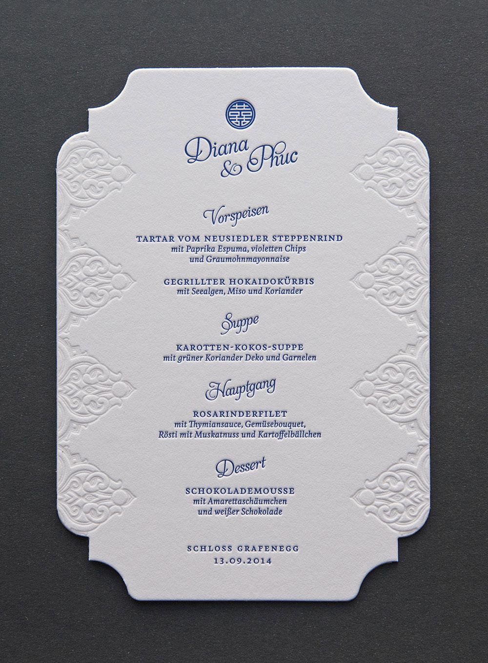 Hochzeit Diana & Phuc