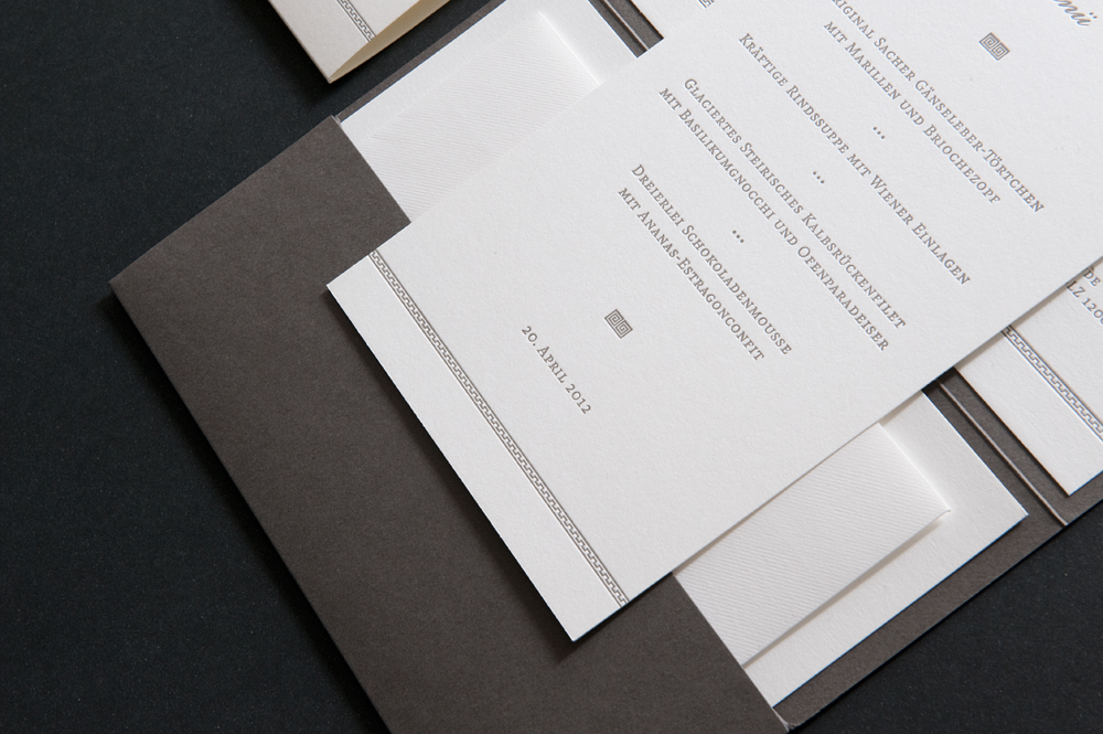 Private Einladung