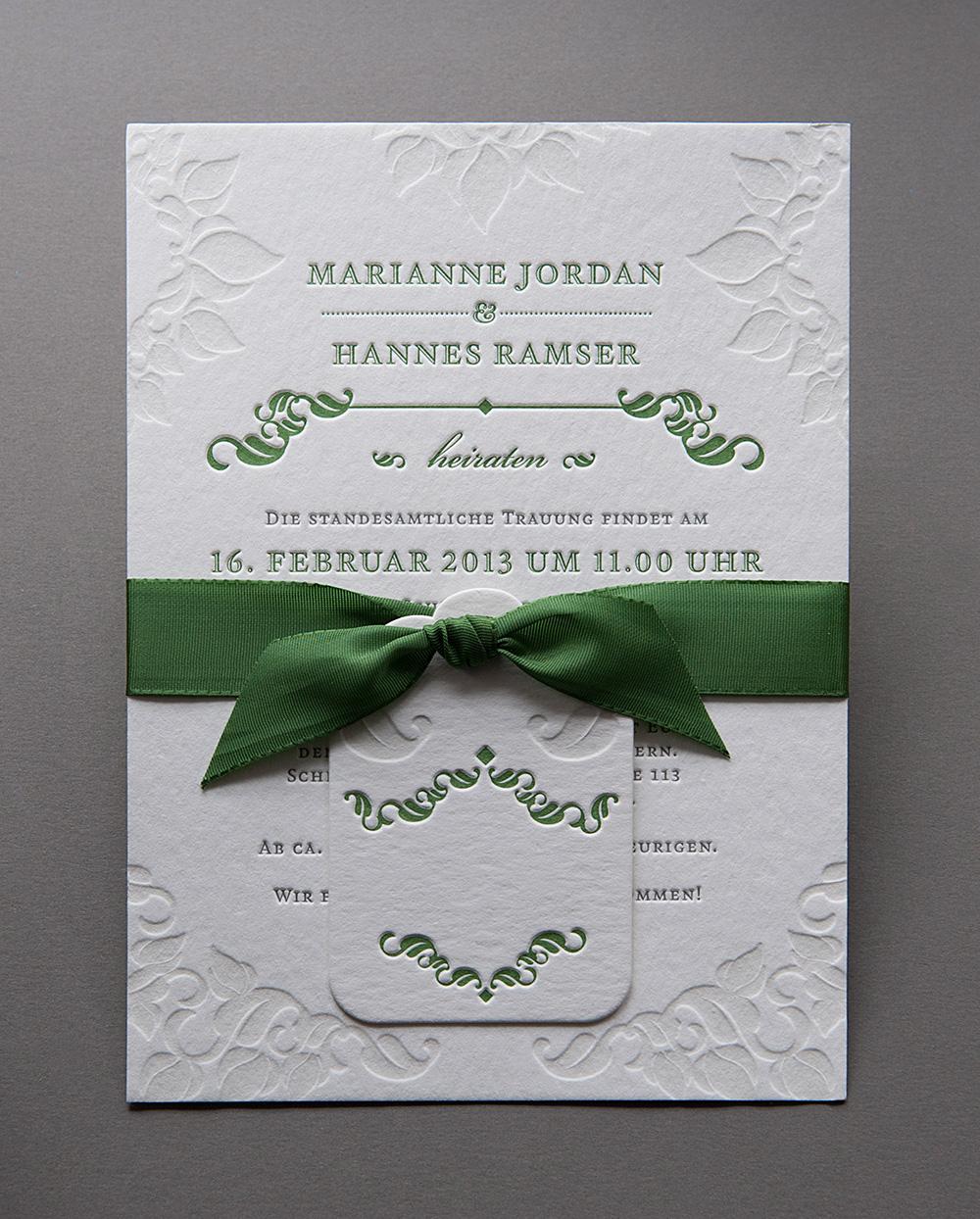 Hochzeit Einladungskarten Wien