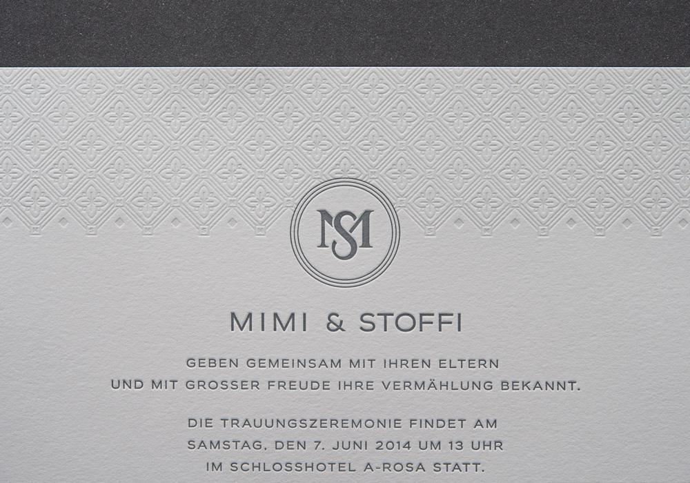 Hochzeit Mimi & Stoffi