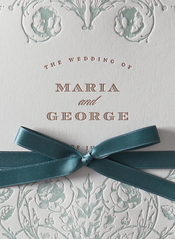 Maria & George